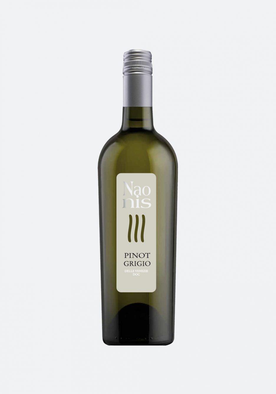 Pinot Grigio Naonis 2018, Veneto